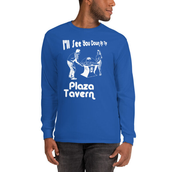 Bubble Hockey Men's Long Sleeve Shirt